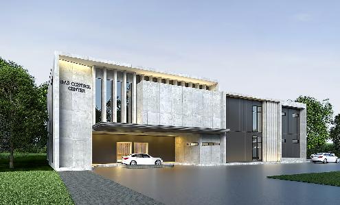 PTT New SCADA Backup Site Building
