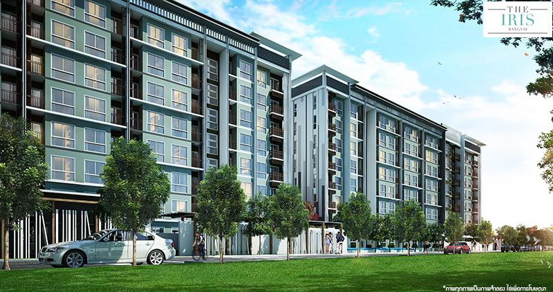 Iris Bangyai – Condominium