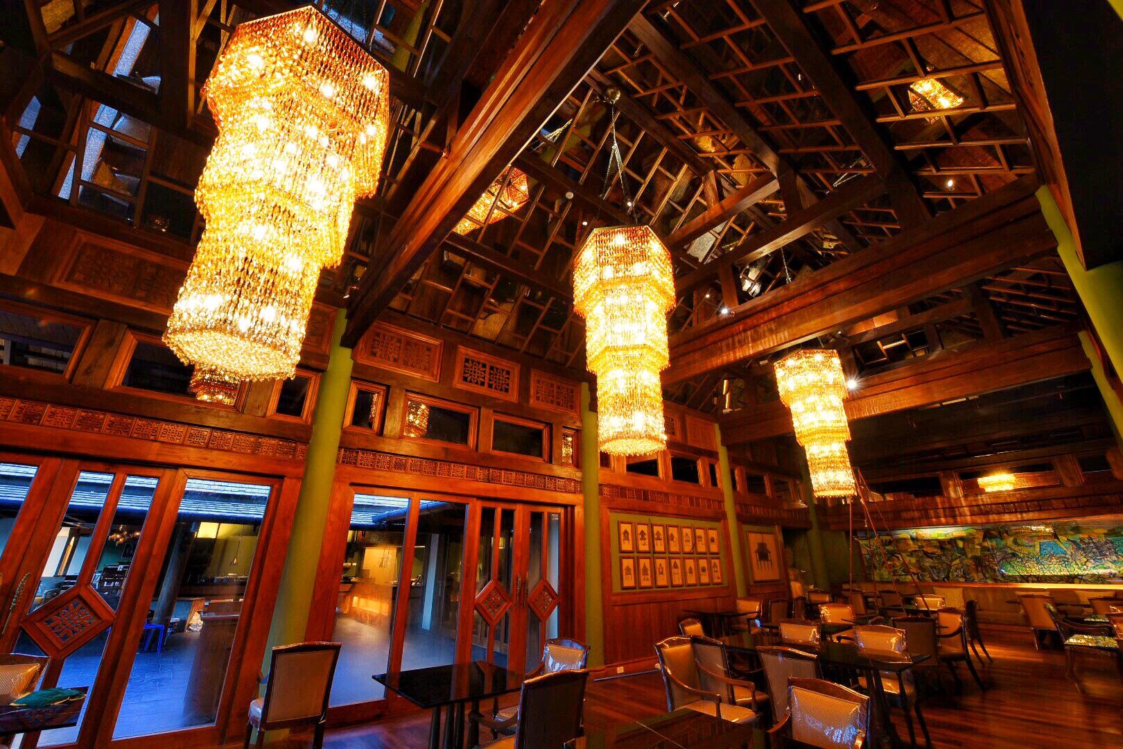Restaurant Renovation 1500 m2, Chiang Mai