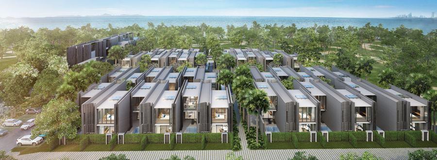 X2 Jomtien Phataya – Village