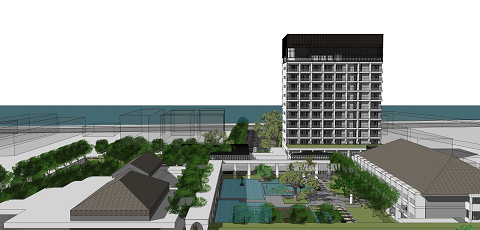 Mercure Rayong Lomtalay Resort