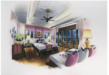 Rabbit Resort Pathaya Guest Room Renovation