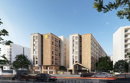 BE Condominium Samrong