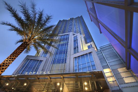 Sofitel Bangkok Sukhumvit Hotel Renovate