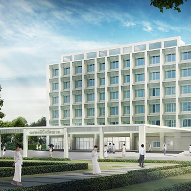 RATTHANAVEJ BUILDING – HEALTH CENTER