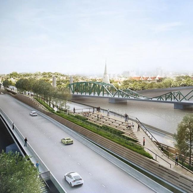 Memorial Bridge Skypark