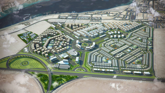 Rayadha Housing Complex – at Jeddah , Saudi Arabia